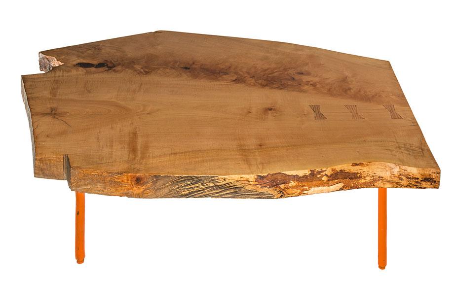 Solid Maple Coffee Table Santaconapp